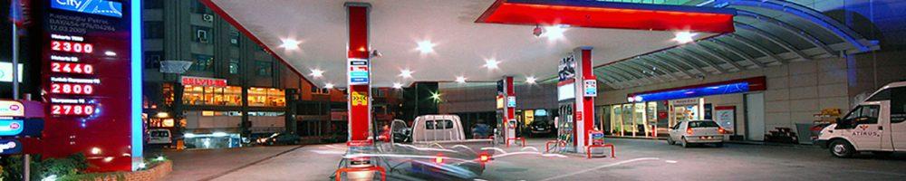 Petrol İstasyonu Şefliği Eskişehir