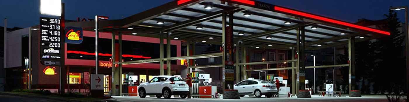 Petrol İstasyonu Şefliği Eskişehir VAV